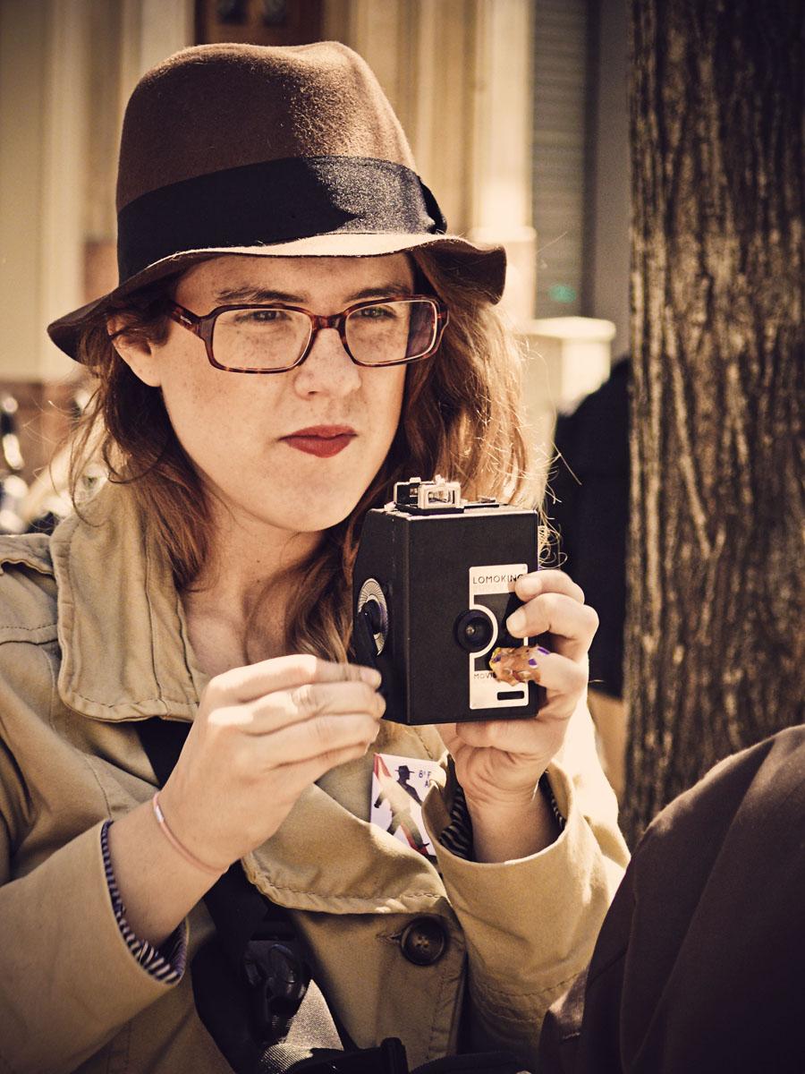 Barcelona Hat on Parade | Barcelona event photographer