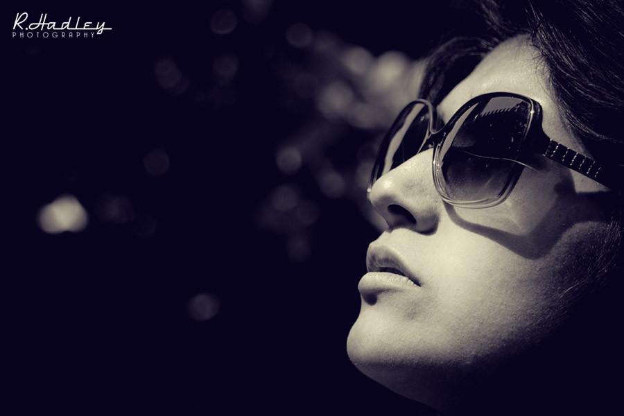 Photography portrait of Hiromi Torres in Barcelona