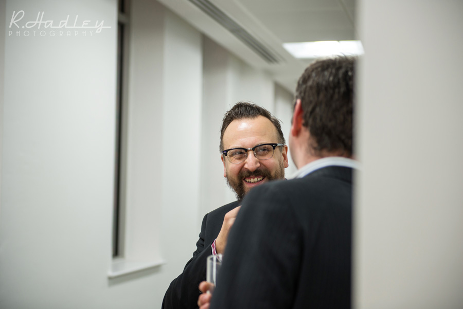 Business portrait and corporate event photography/videography in London and across Europe