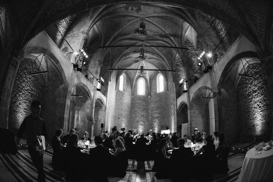 CyT evening event at Capella MACBA, Barcelona