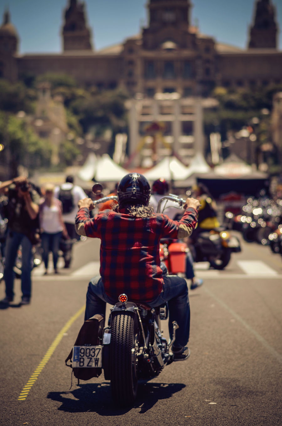 Event | Barcelona Harley Days