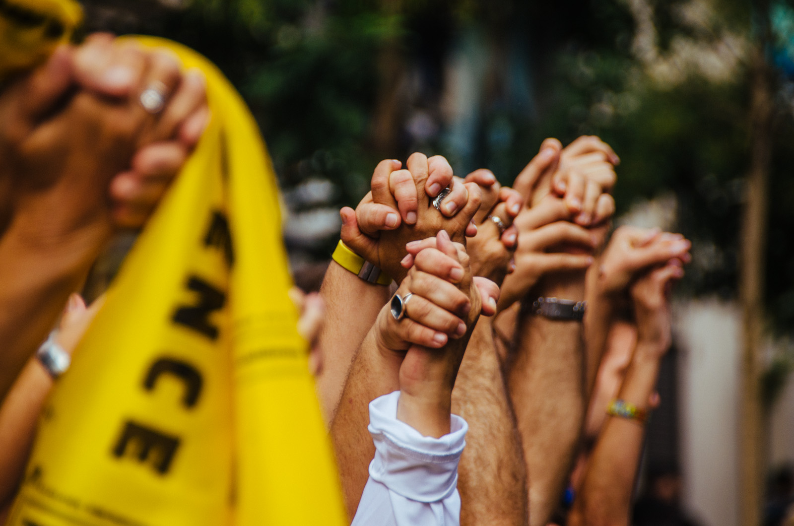 Event | Catalan human chain