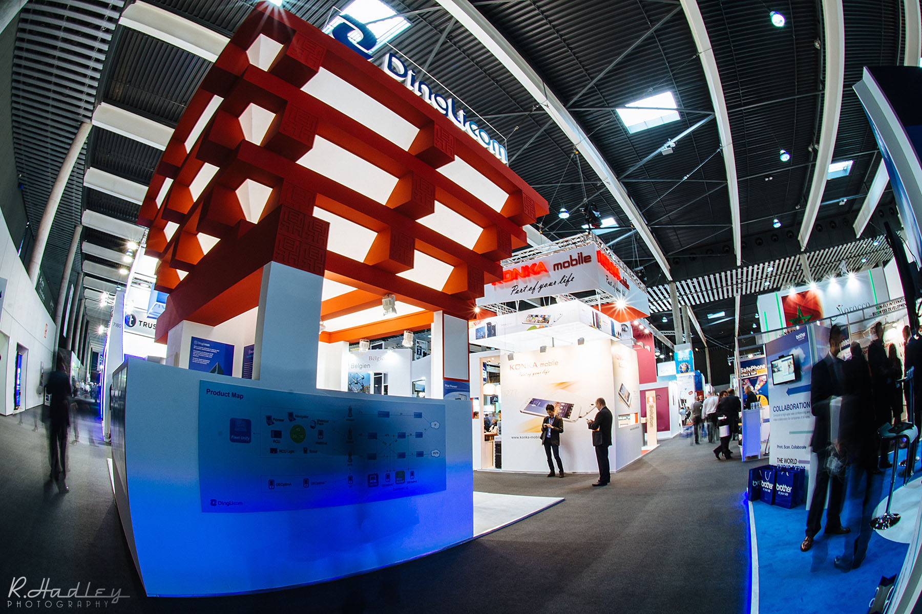 WMC - Event photography at the Mobile World Congress in Barcelona
