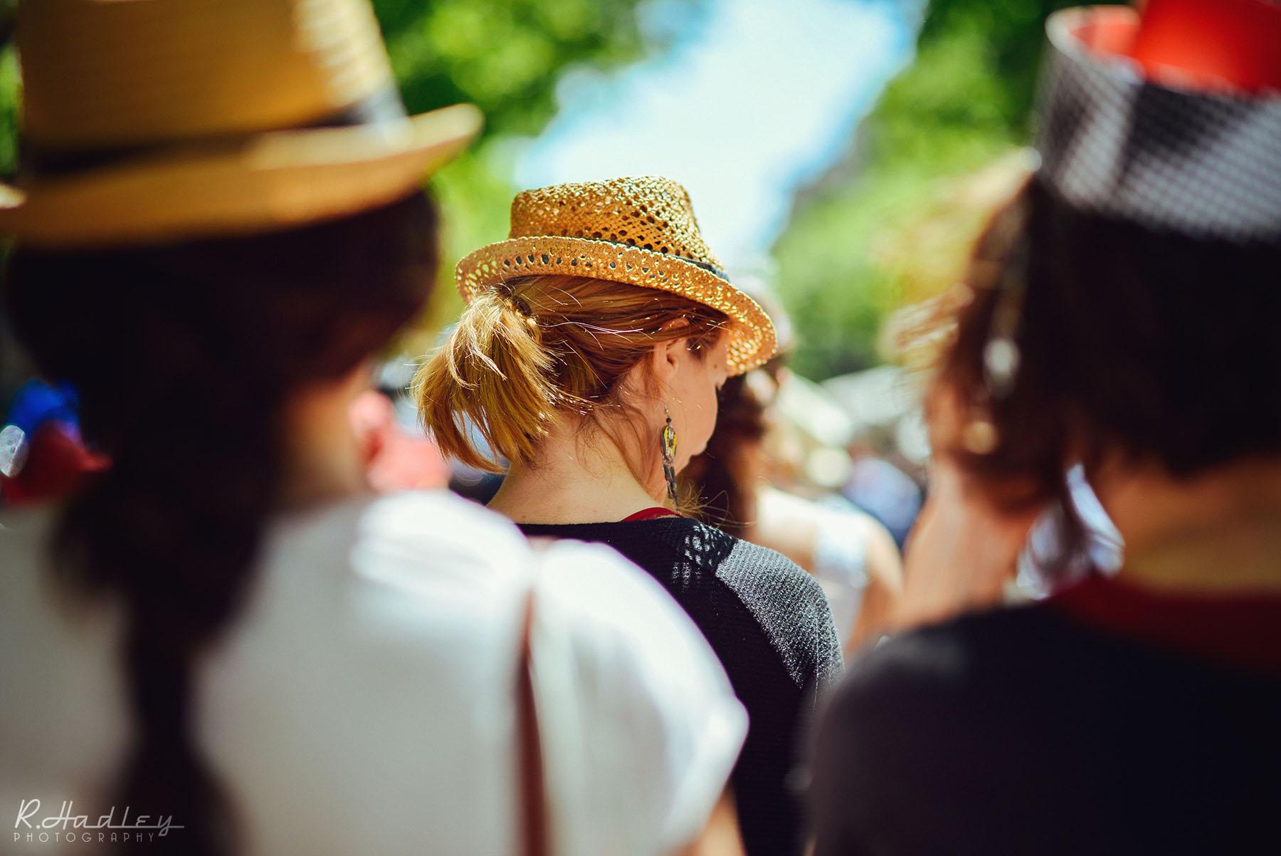 Event | Hat Parade | Barcelona