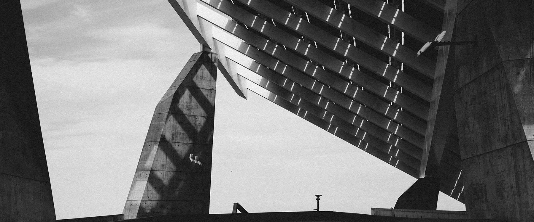 PhotoWalk | Forum Barcelona & Solar Panel
