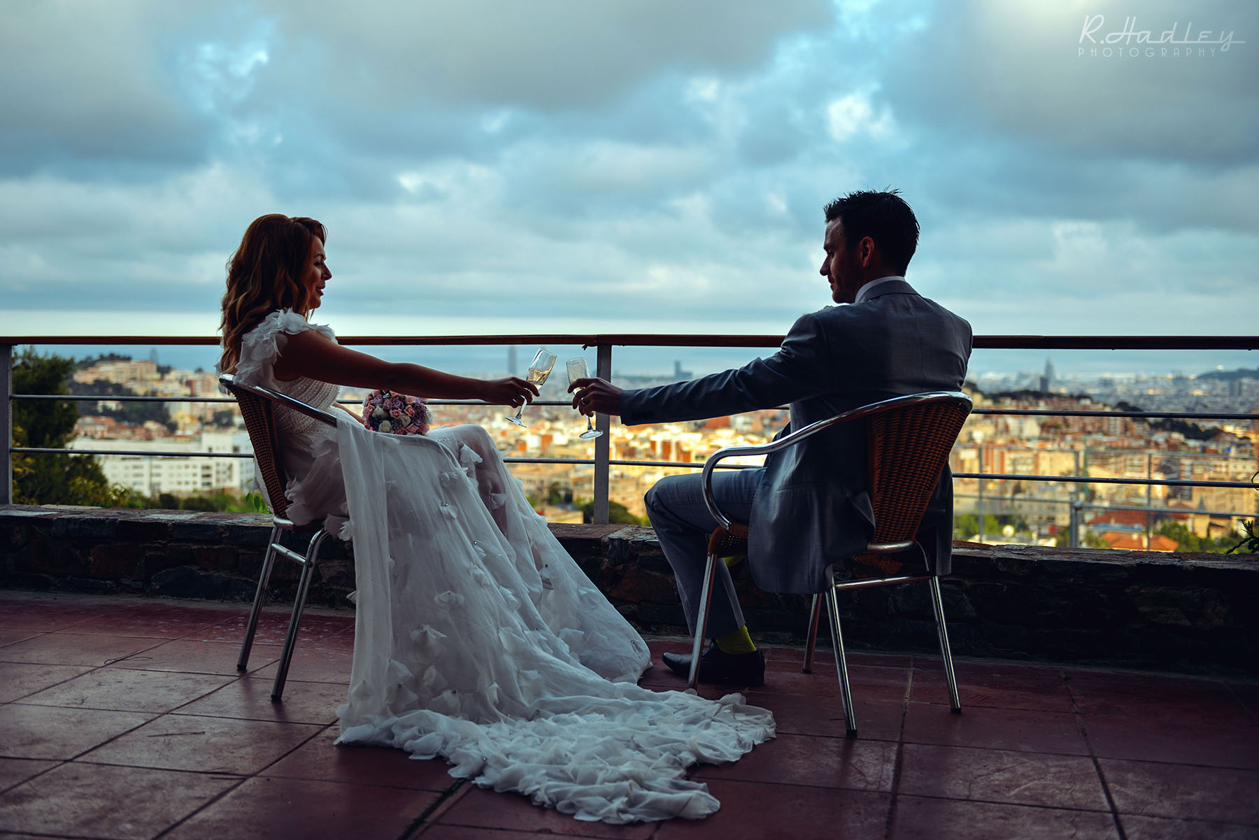 Wedding | Timmy & Sarah | Barcelona