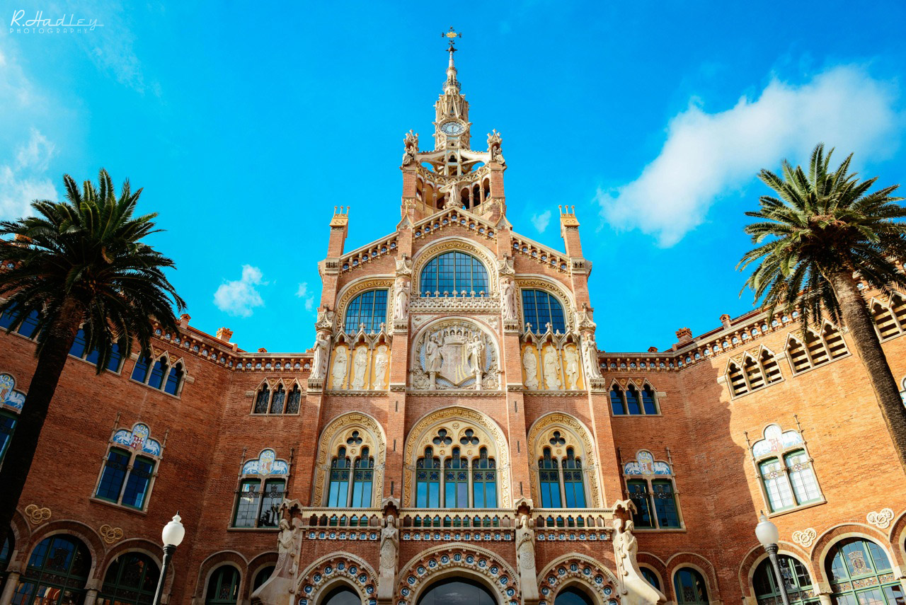 Event | Hospital de Sant Pau | Barcelona