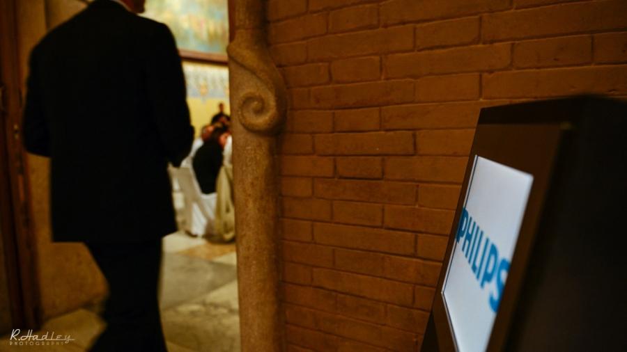 Event photography for Philips at Hospital de Sant Pau, Barcelona