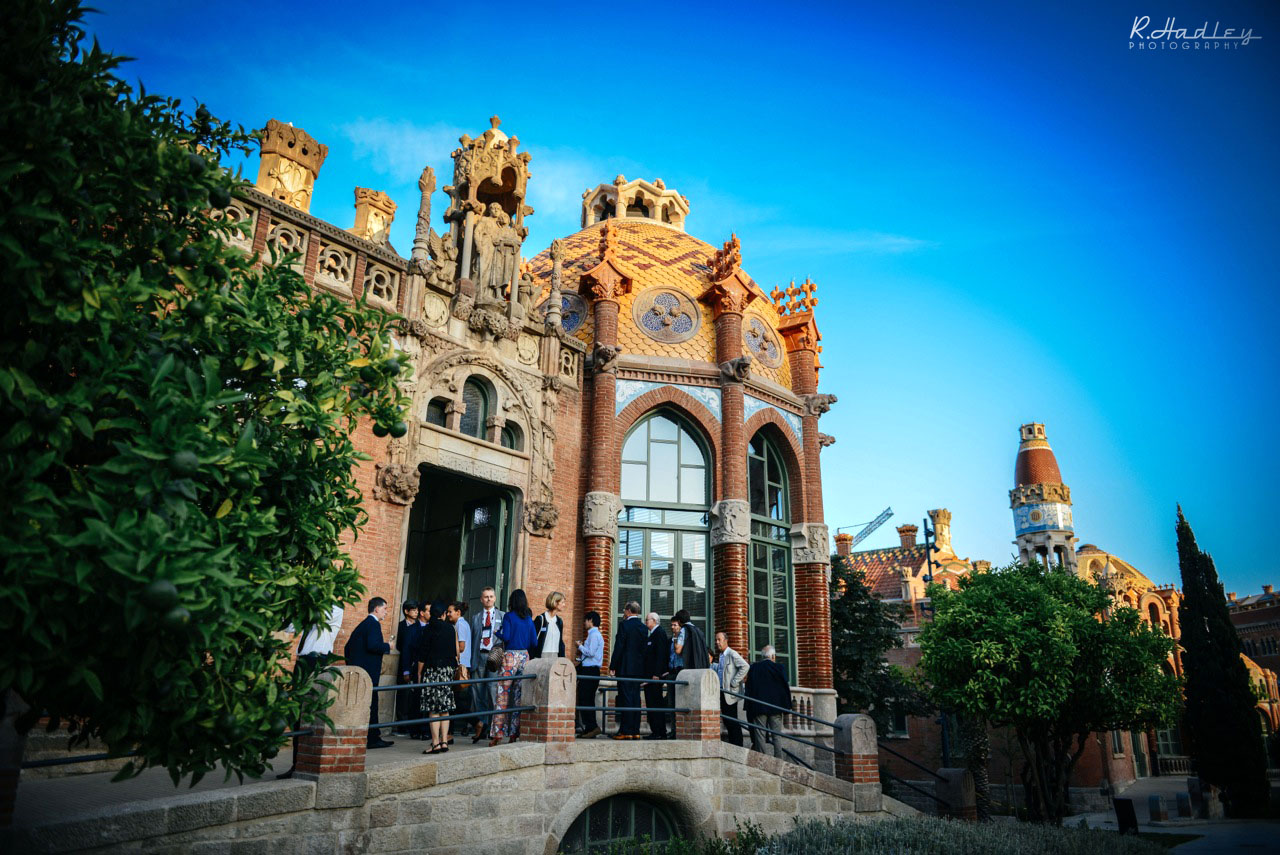 Business portrait and corporate event photography/videography in Barcelona and across Europe
