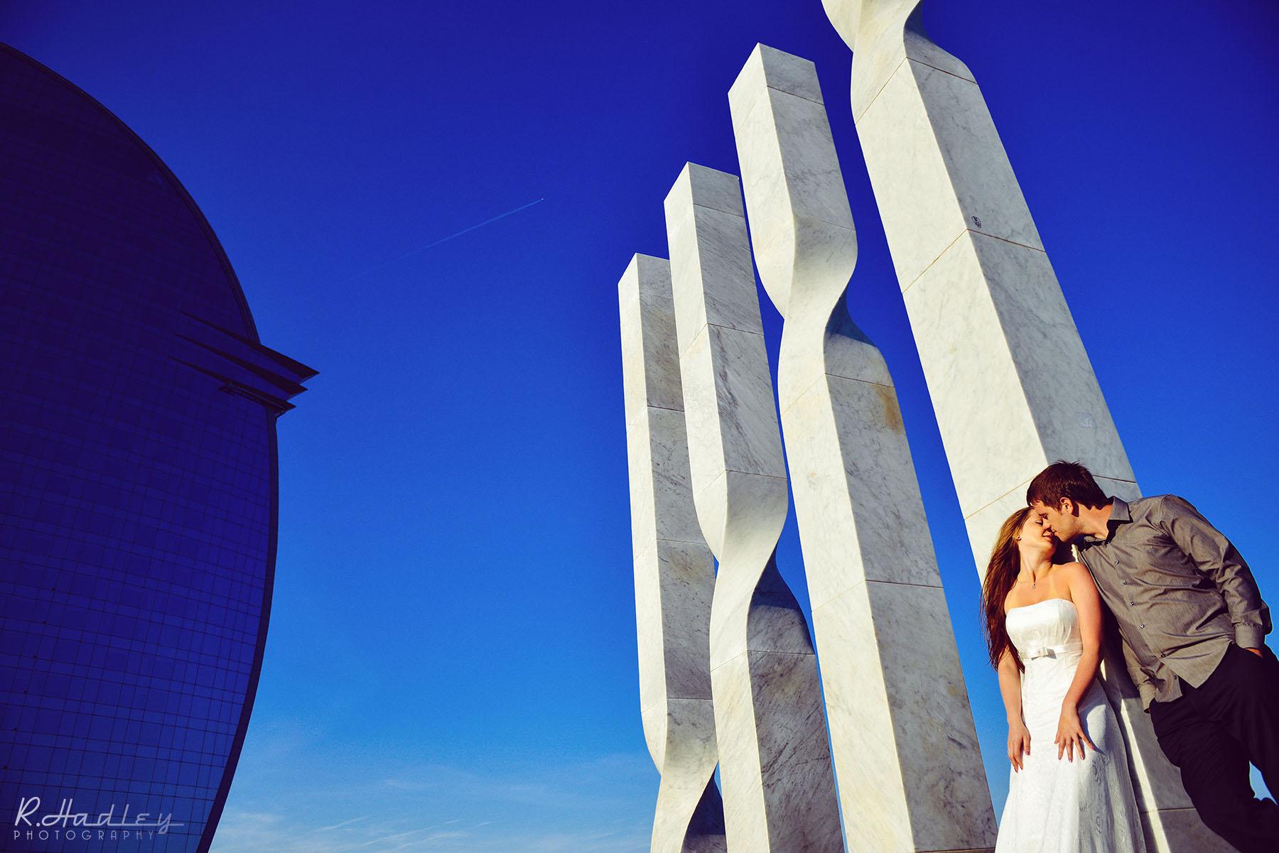 Wedding/Portrait | Elen & Andrew | Barcelona
