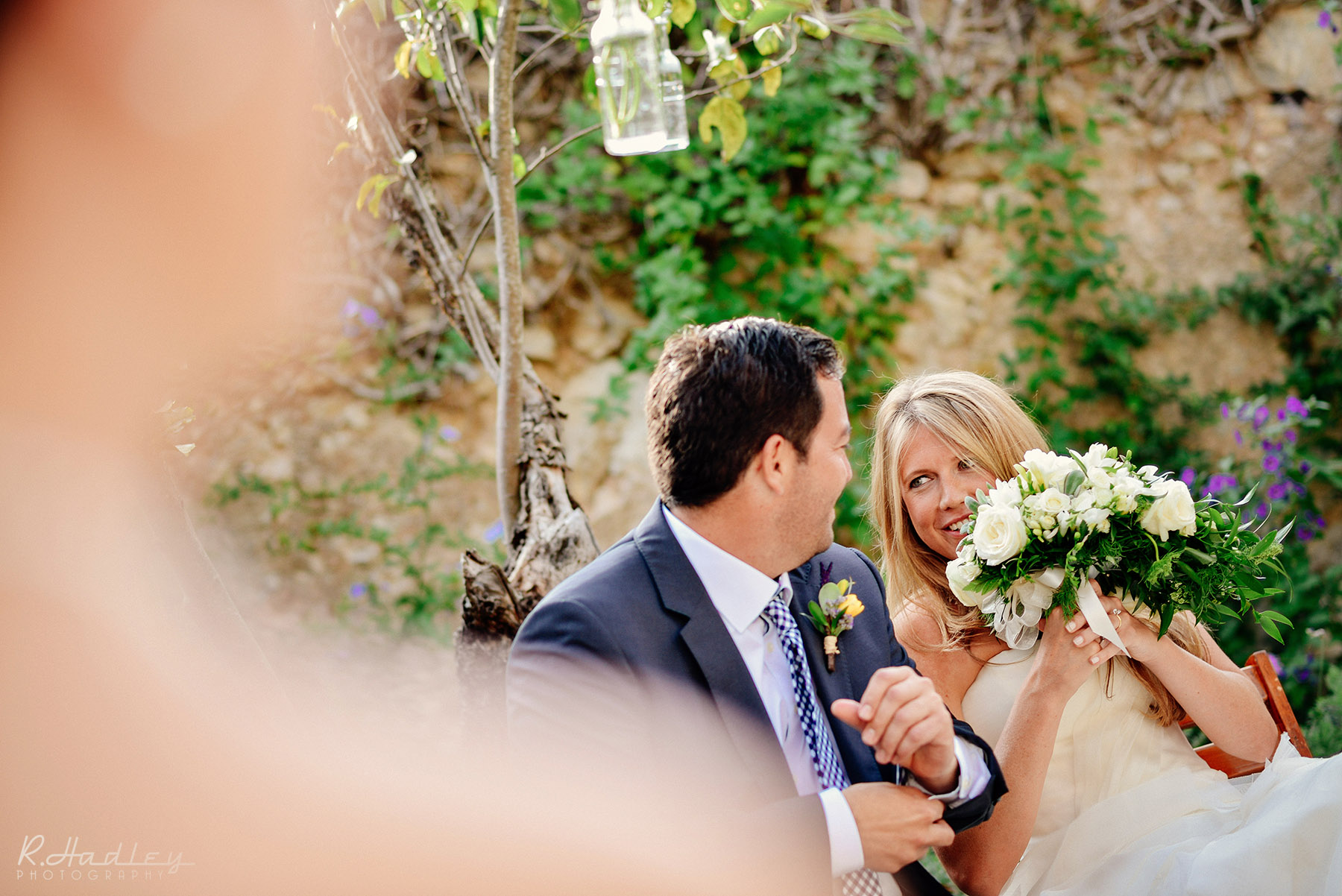 An amazing wedding at Casa Felix, Sitges, near Barcelona