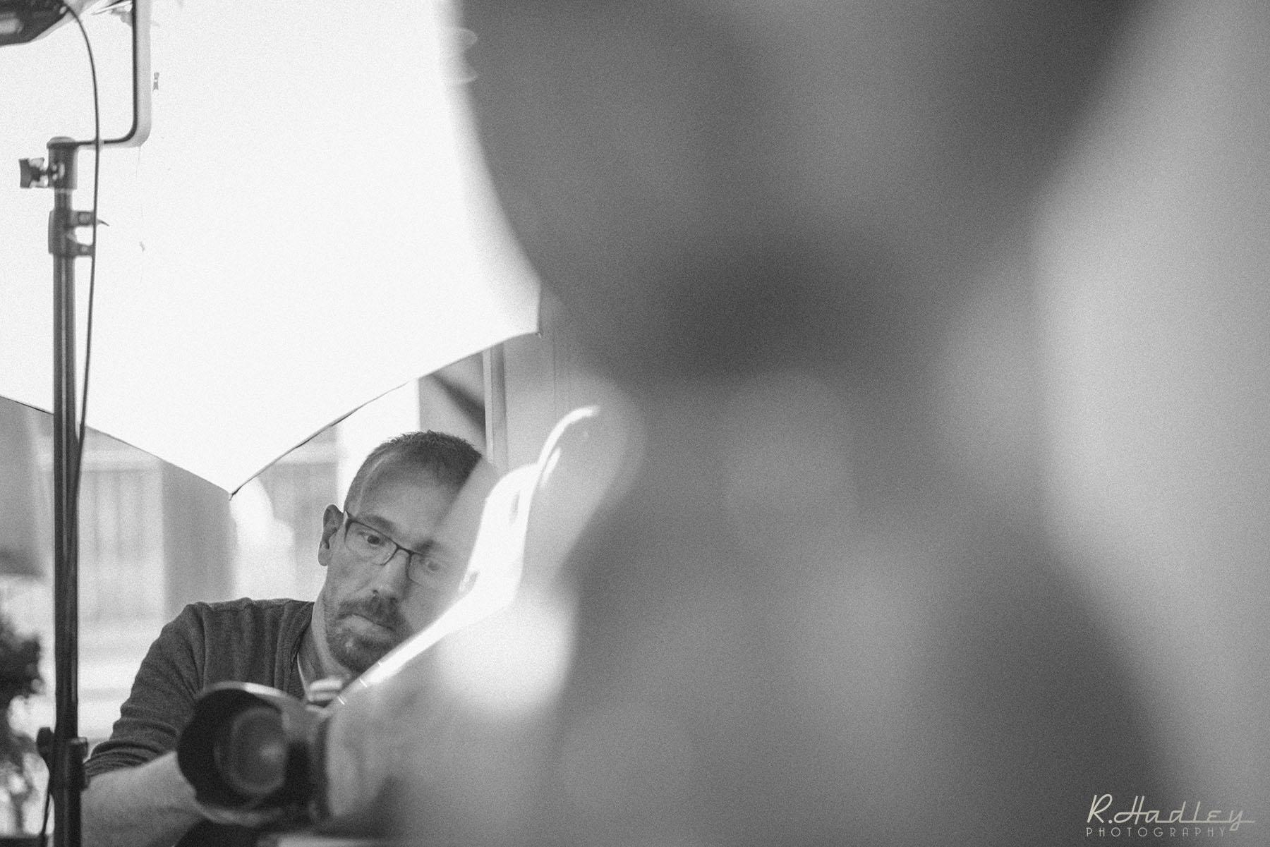 Xavi Montojo Jordan - On Set Photographer for Carolina De Santis film production at Salon Toro, Barcelona