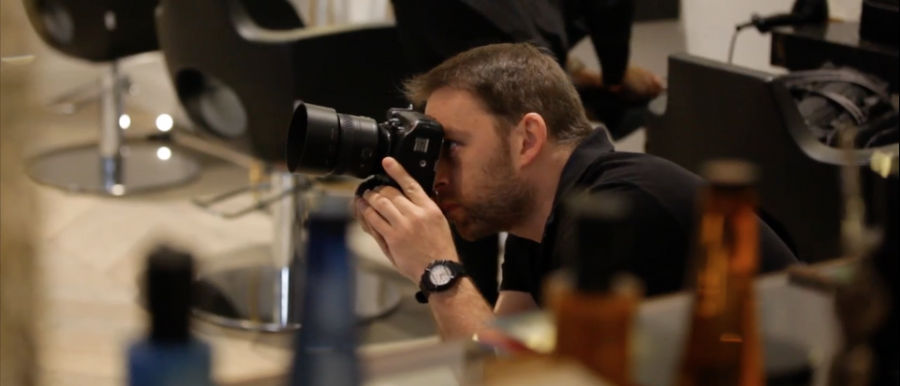 Richard Hadley - on set photographer