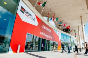 Event photography at MWC - Mobile World Congress in Barcelona