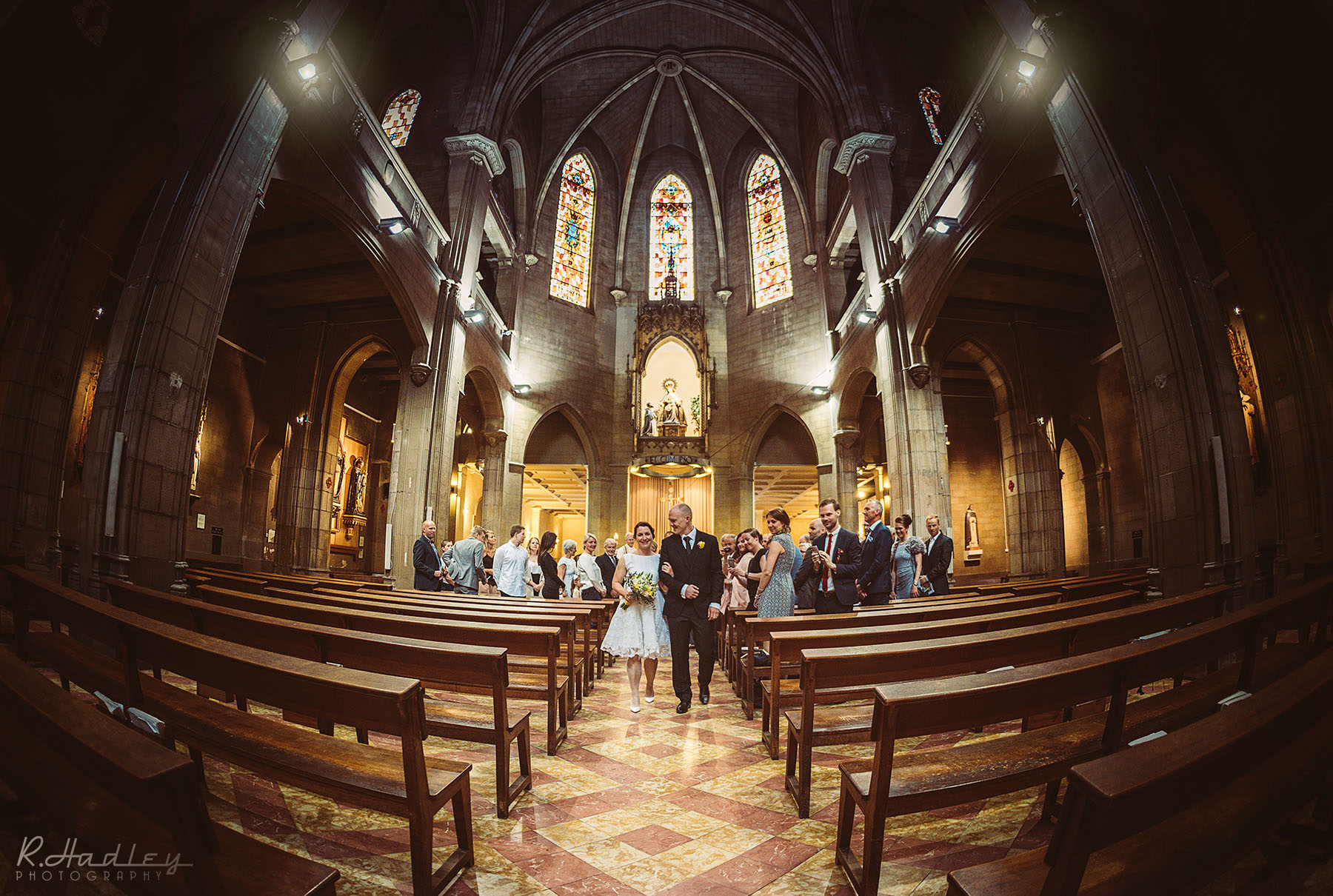 Wedding | Nostra Señora del Rosario Church | Barcelona