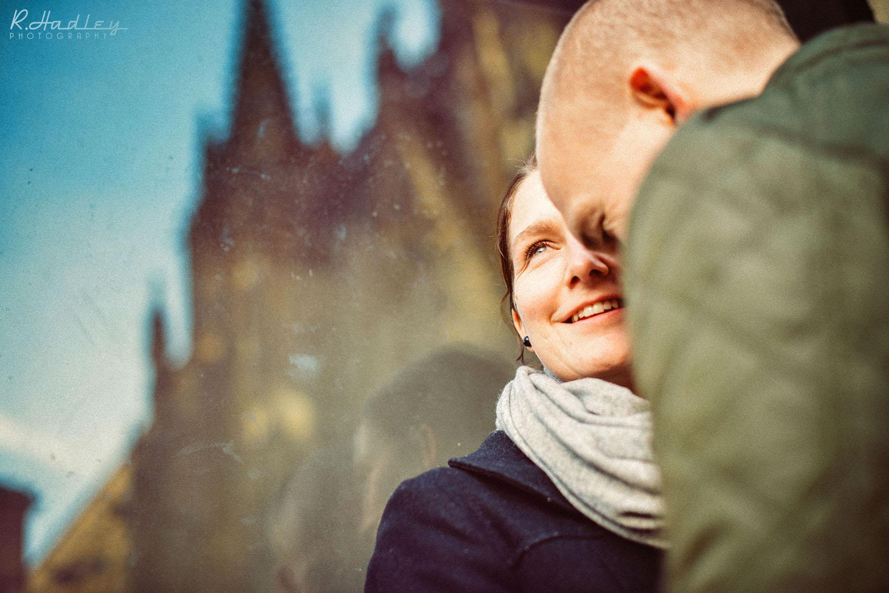 Portrait / Engagement Photo Shoot | Michelle & Erik | Barcelona