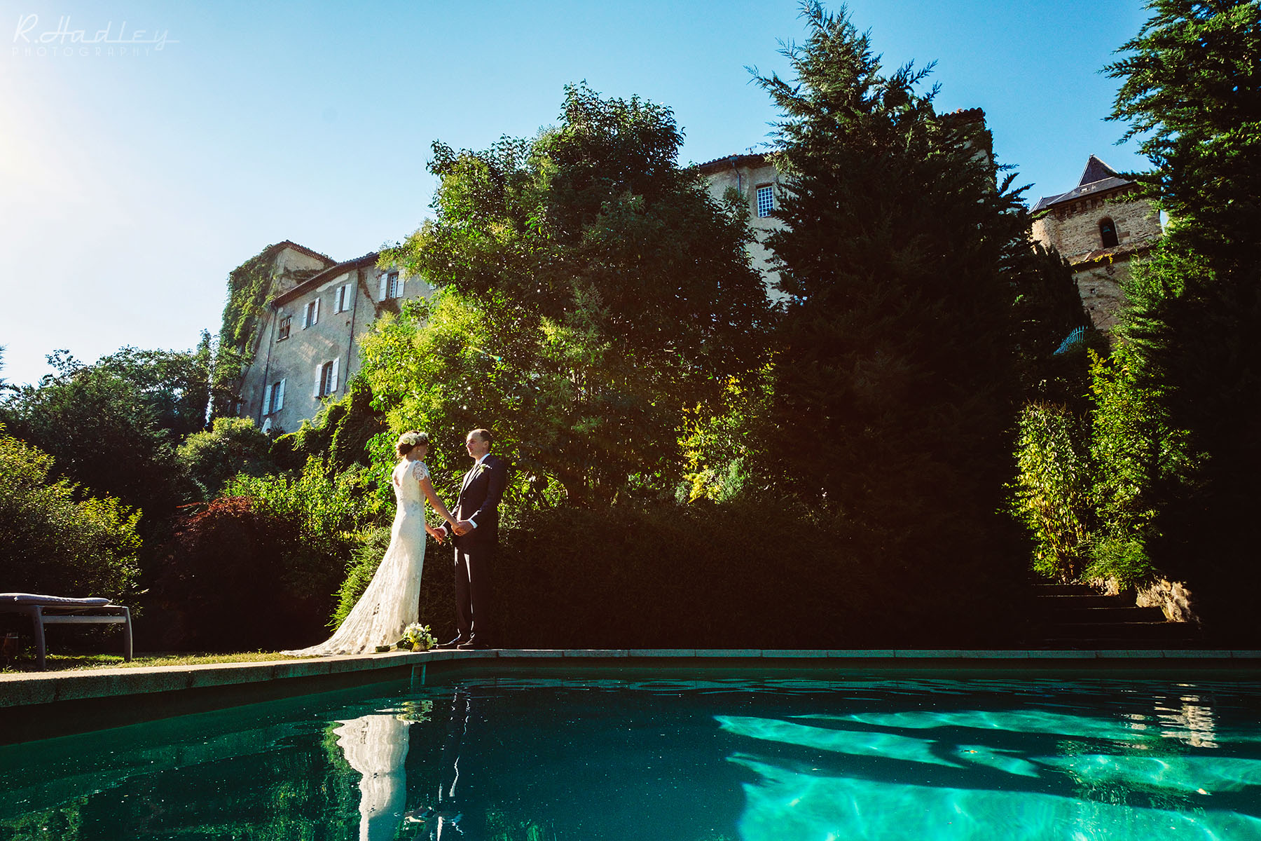 Wedding | L'Abbaye-Château de Camon | South of France