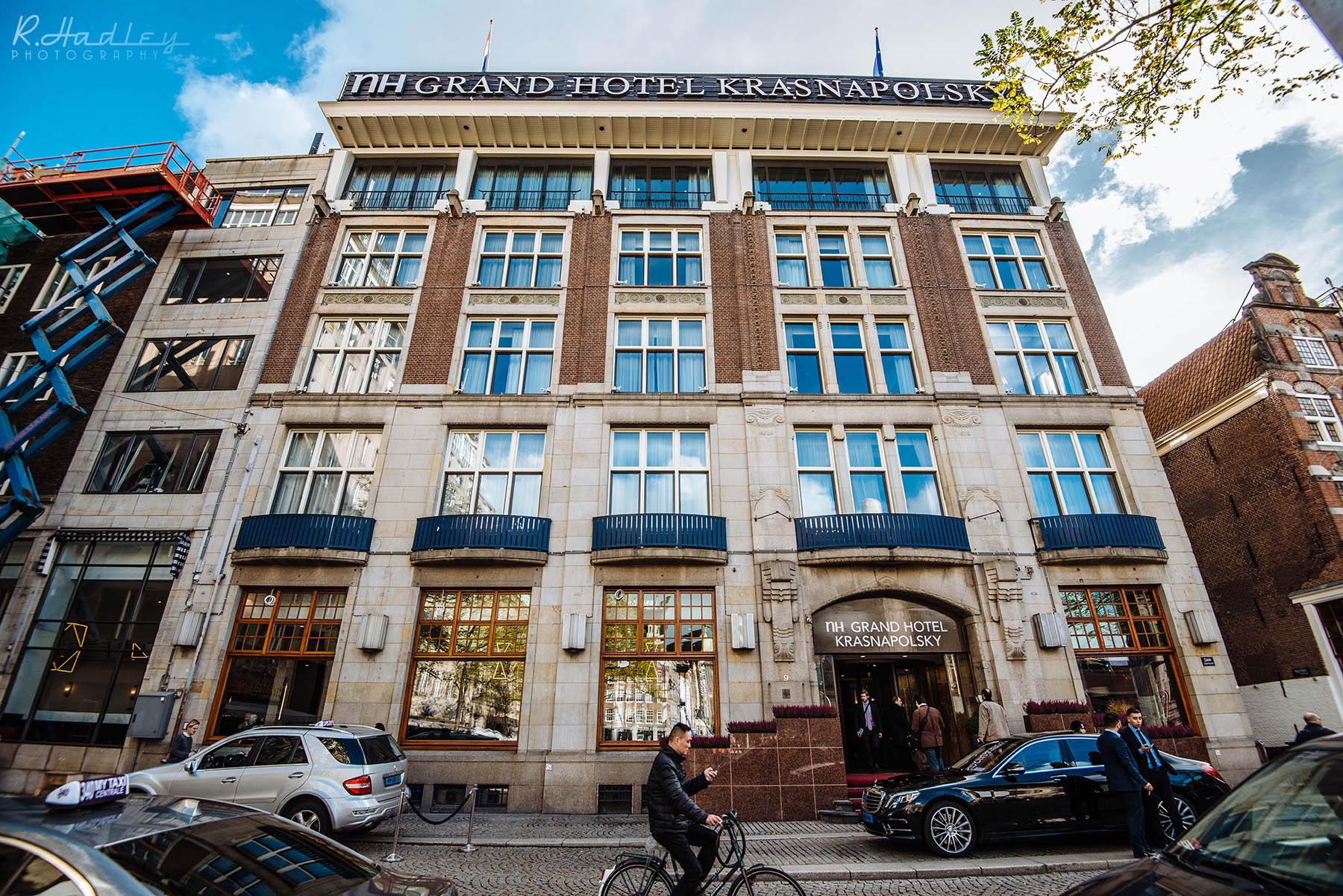 Event | Krasnapolsky Hotel | Amsterdam