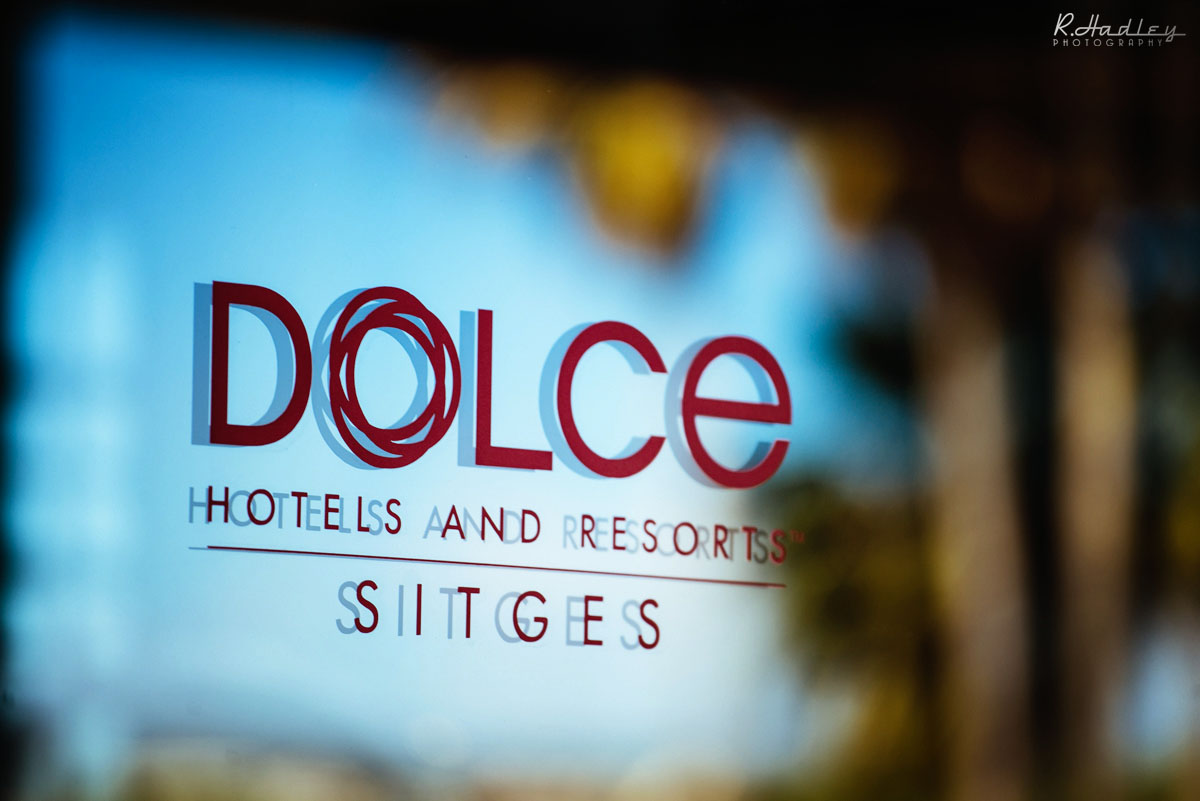 Photographer - corporate event at the Dolce Hotel in Sitges, Barcelona, Spain.