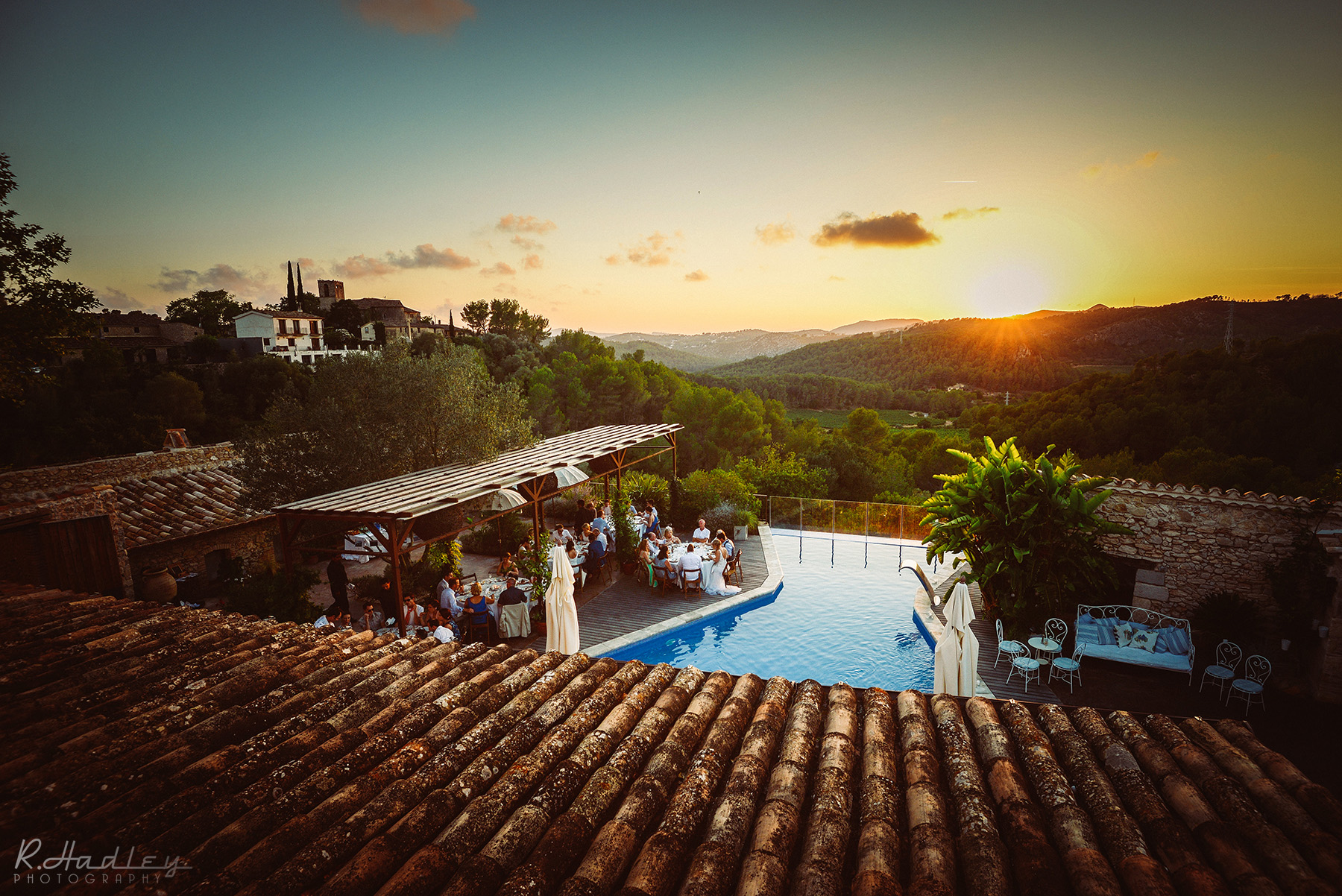 Wedding at Casa Felix Vila near Sitges