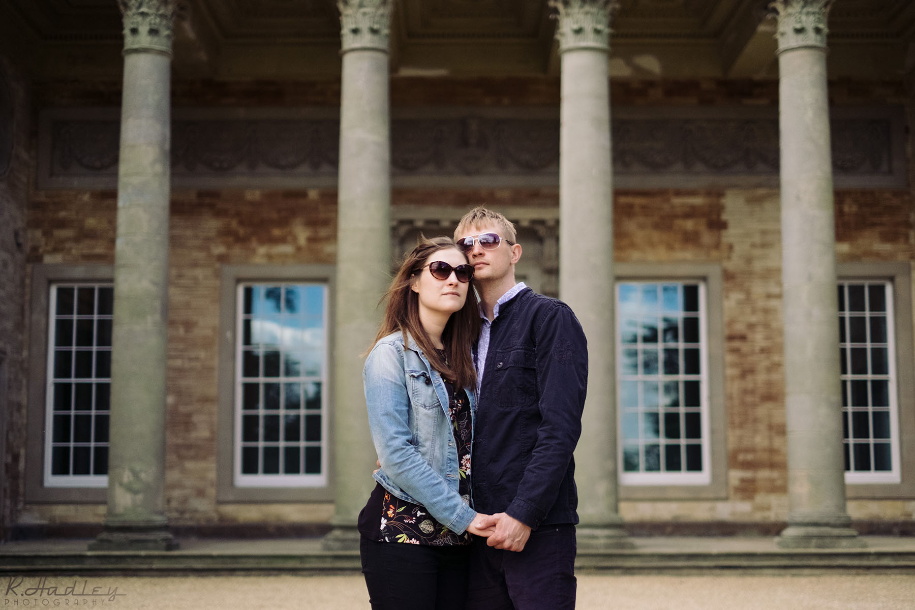 Engagement Shoot | Richard & Jenny | Compton Verney House