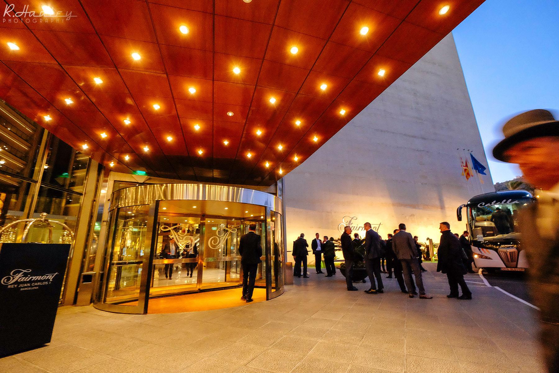 Event | Fairmont Rey Juan Carlos Hotel & Camp Nou | Barcelona