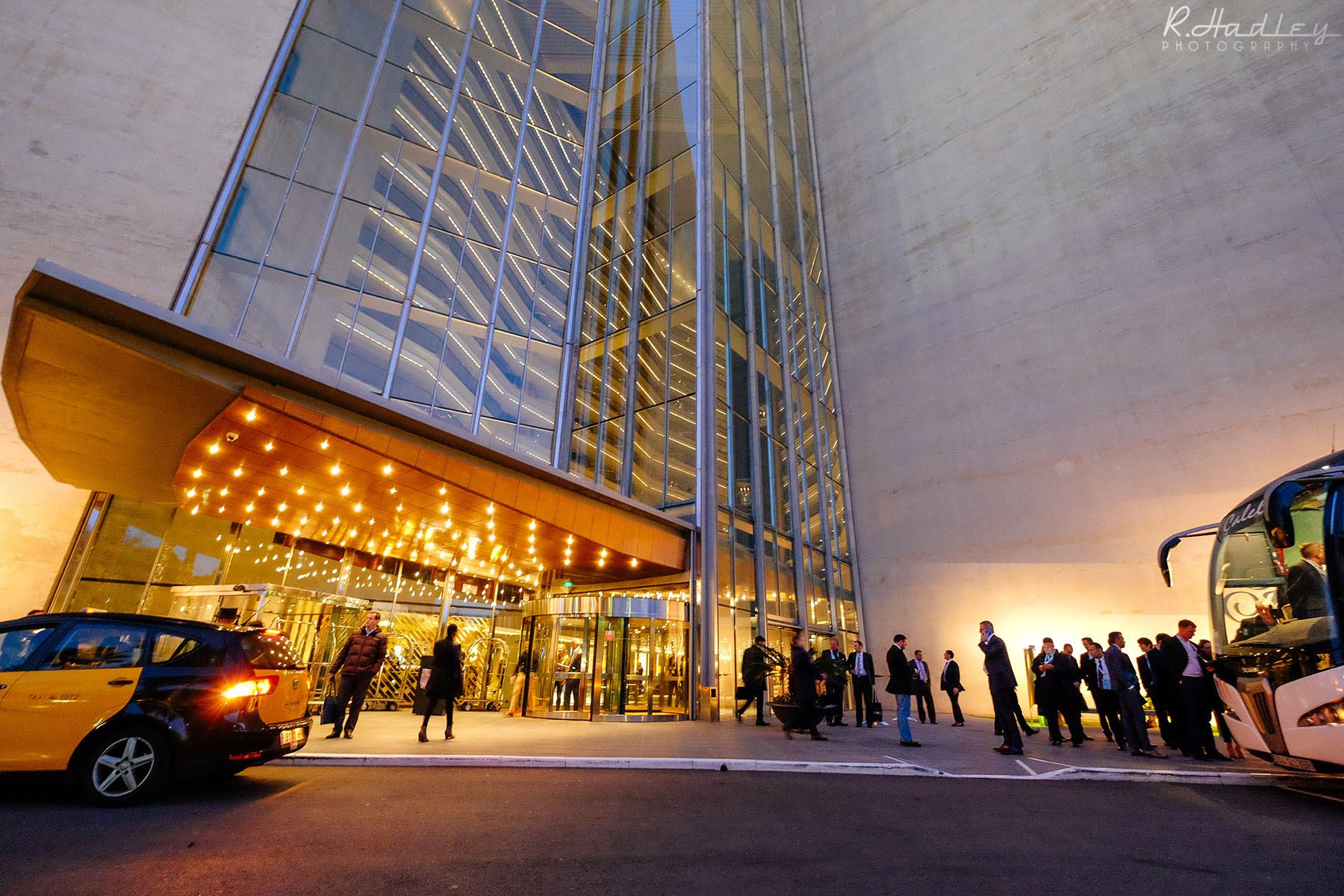 Corporate Event Photographer   Fairmont Rey Juan Carlos Hotel in Barcelona