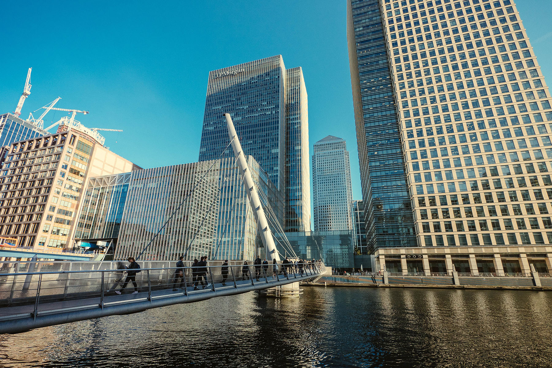 Event | Canary Wharf | London