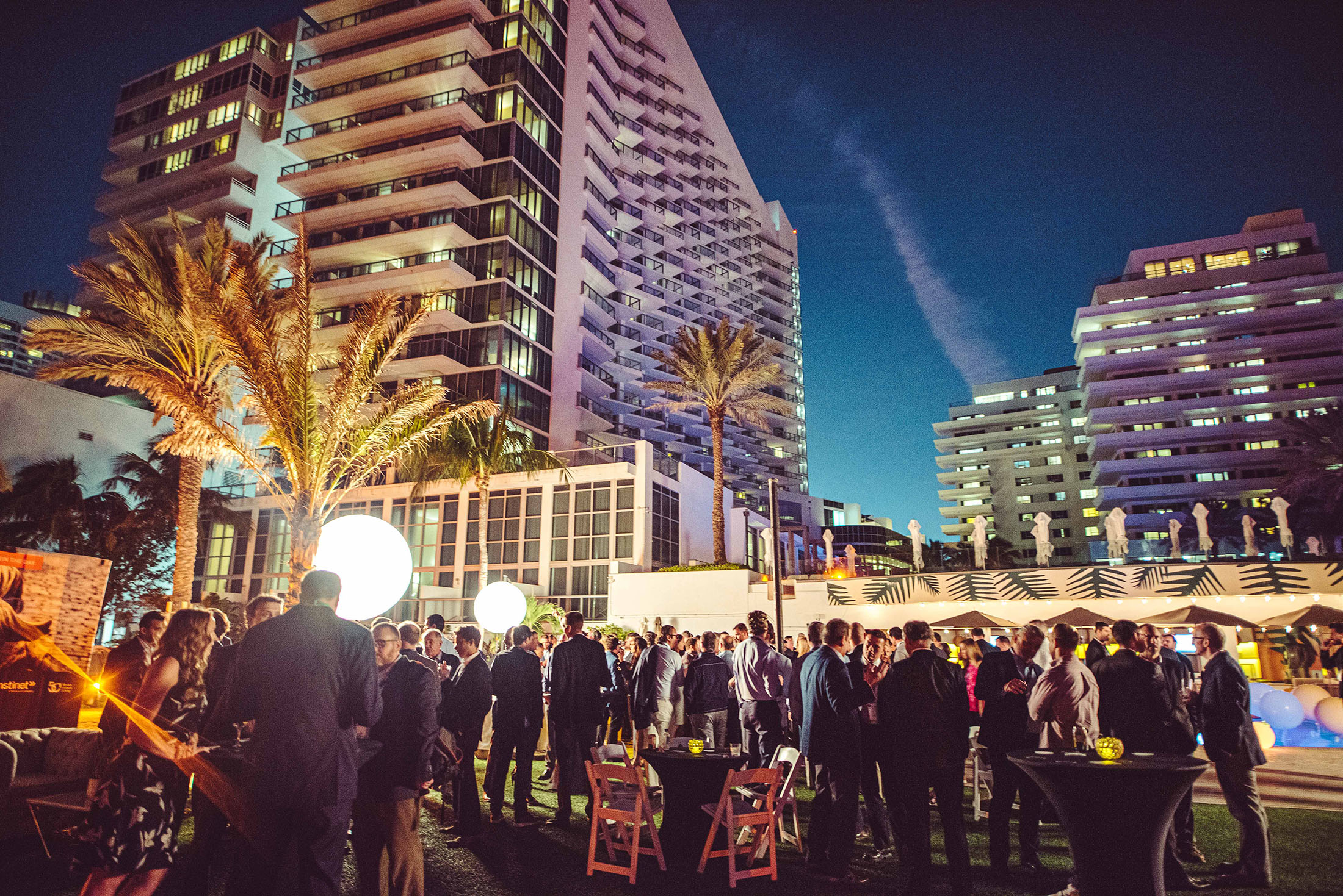 Eden Roc Miami Event