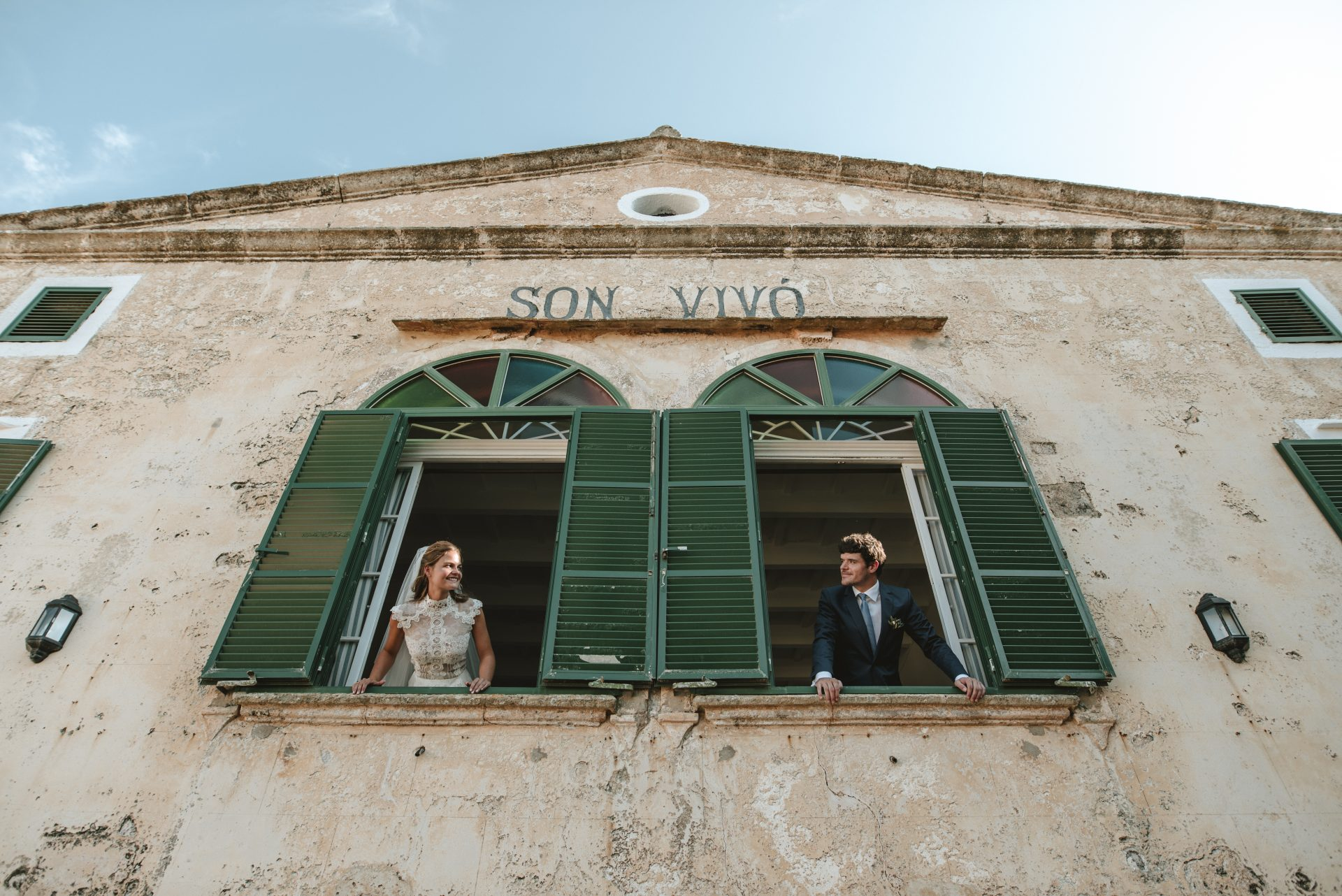Wedding Photographer Videographer Menorca