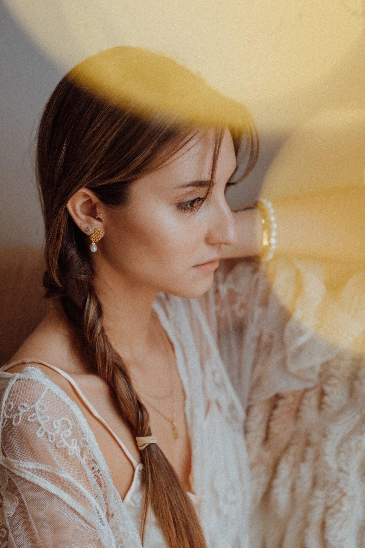Portrait with Carolta Portella | Event and wedding photographer videographer in Menorca and Mallorca