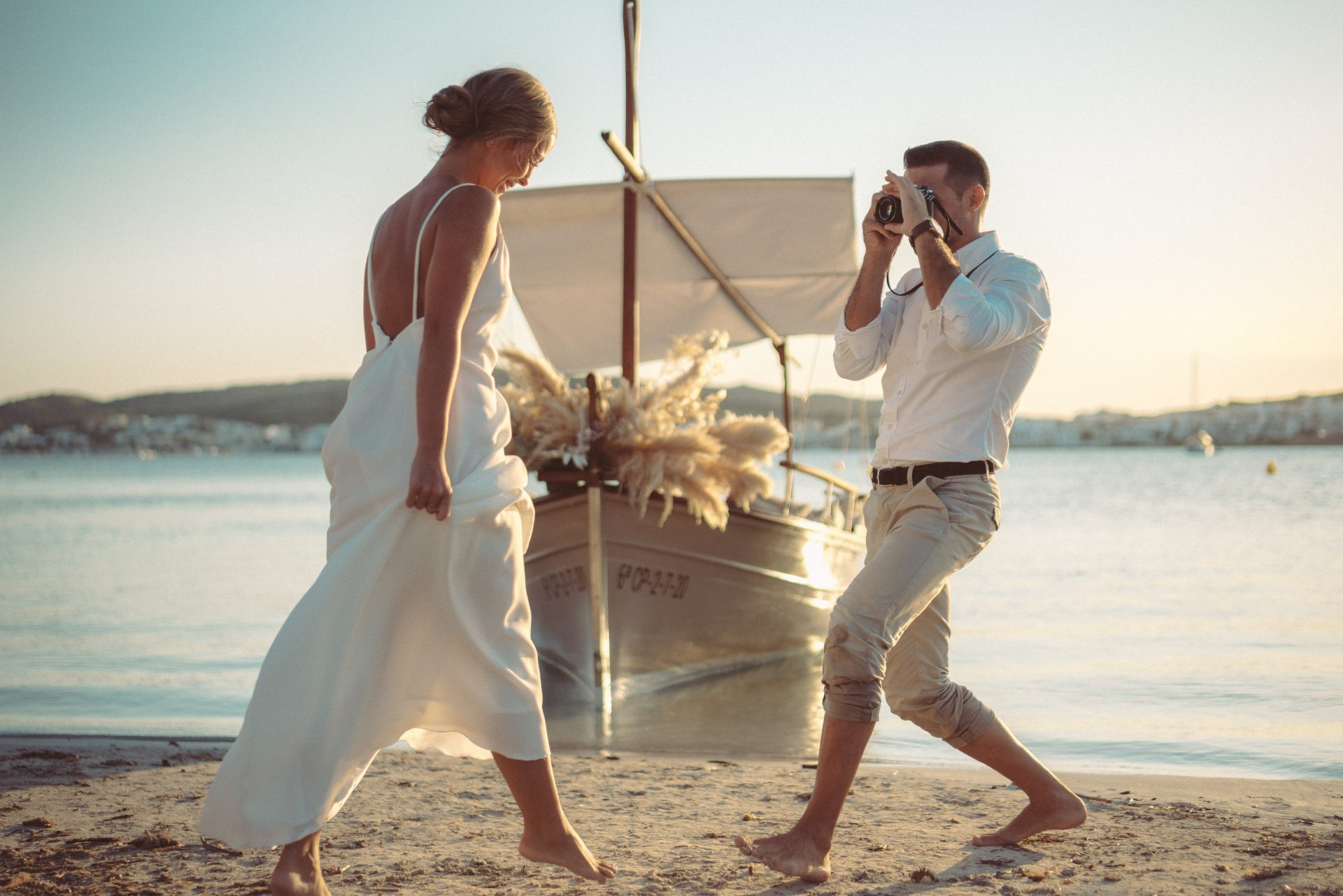 Fornells | Wedding and event photographer and videographer in Menorca and Mallorca