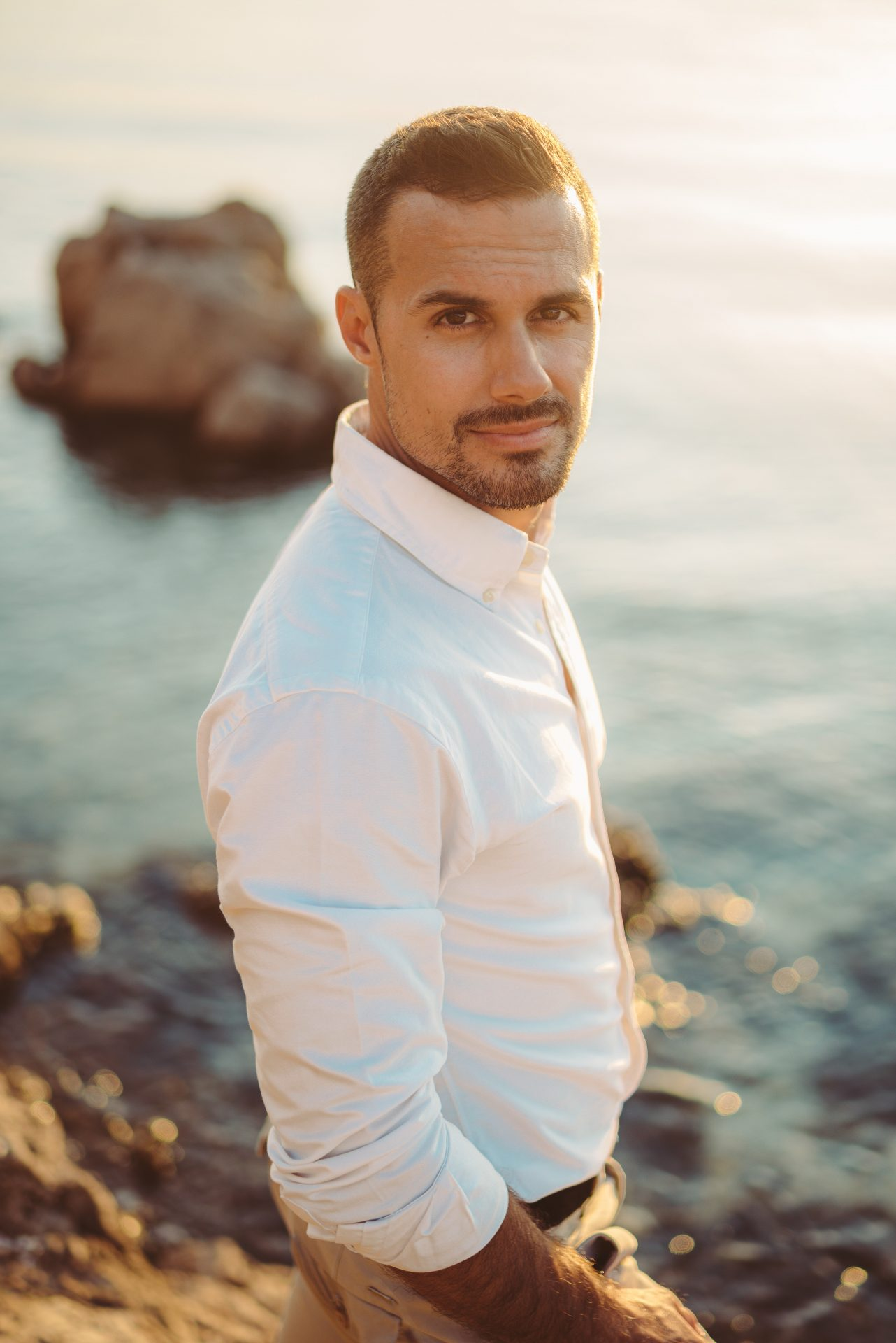 Groom | Wedding and event photographer and videographer in Menorca and Mallorca