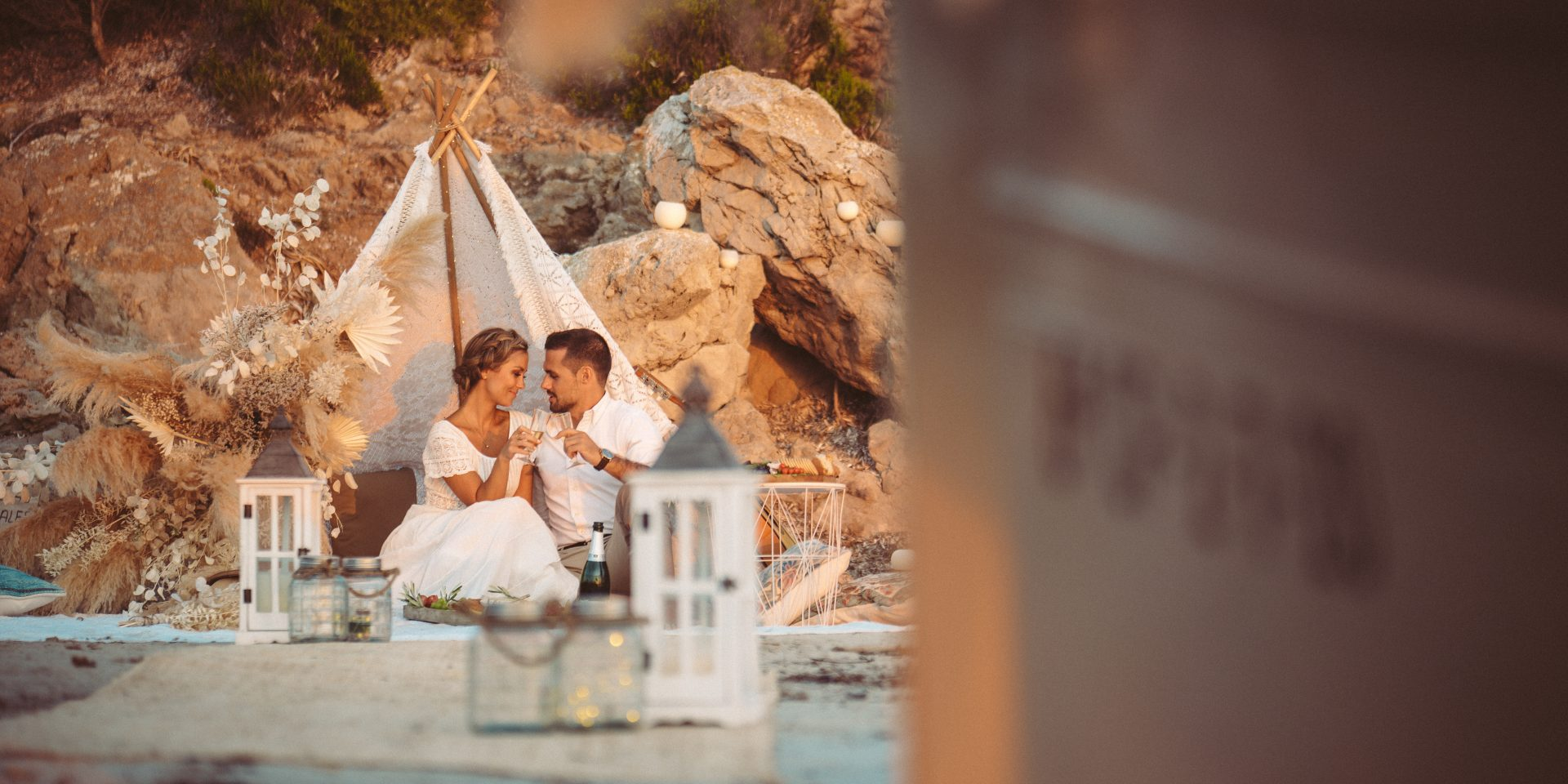 Wedding and event photographer and videographer in Menorca and Mallorca